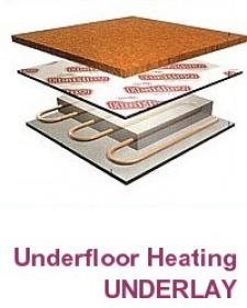Underfloor Heating Underlay