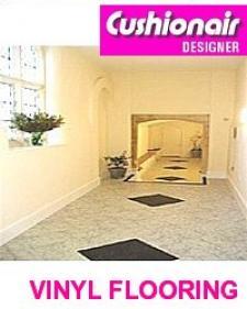 Cushion Vinyl Flooring