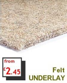 Felt Carpet Underlay