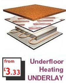 Underfloor Heating Underlay