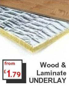 Wood & Laminate Underlay
