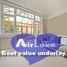 AirLuxe Carpet Underlay