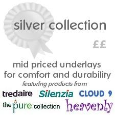 Silver Collection Underlay