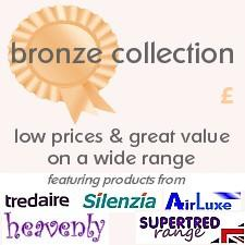 Bronze Collection Underlay