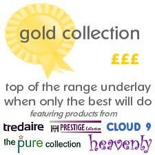 Gold Collection Underlay