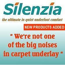 Silenzia Carpet Underlay