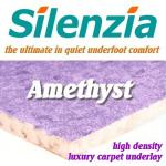 Silenzia Amethyst High Density 12mm