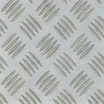 Metallic Grid Cushionaire Designer Vinyl