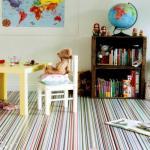 Candy Stripe Cushionaire Designer Vinyl