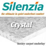 Silenzia Crystal 8mm Carpet Underlay