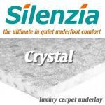 Silenzia Crystal 8mm Carpet Underlay