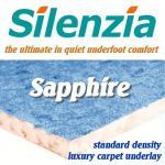 Silenzia Sapphire 11mm Luxury Underlay