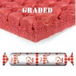GRADED Tredaire Colours Red etc. carpet underlay