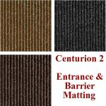Entrance Matting Centurion Ribbed