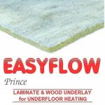 Easyflow Prince Laminate & Wood Rubber underlay