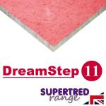 DreamStep 11mm Carpet Underlay