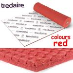 Colours Red 11.4mm Tredaire carpet underlay