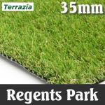 Artificial Grass Lawn - Terrazia Regents Park