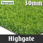 Artificial Grass Lawn - Terrazia Highgate
