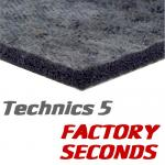 Duralay Technics FACTORY SECONDS carpet underlay