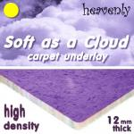 12mm Soft as a Cloud High Density Underlay