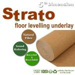 5th Dimension STRATO fibre felt underlay