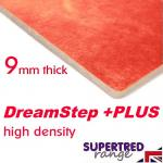 DreamStep Plus 9mm High Density Carpet Underlay