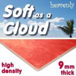 Soft as a Cloud 9mm High Density Carpet Underlay