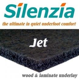 Silenzia Jet Laminate & Wood underlay