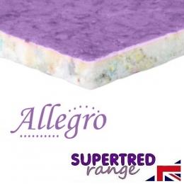 Allegro 12mm SuperTred Carpet Underlay