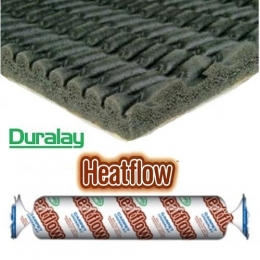 Heatflow Duralay Rubber underlay