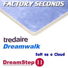 Tredaire Dreamwalk Dreamstep etc FACTORY SECONDS 10/11mm carpet underlay