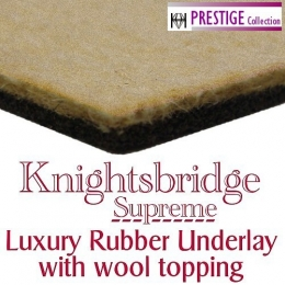 Knightsbridge Supreme combination carpet underlay