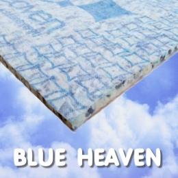 Blue Heaven 11mm carpet underlay